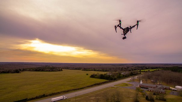 DJI Drone Cameras: To Capture Moments From Height