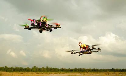 Drone Racing League-Check Now