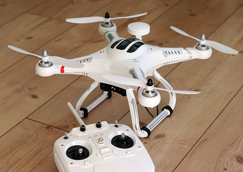 Quadrocopter: Modification By Technology