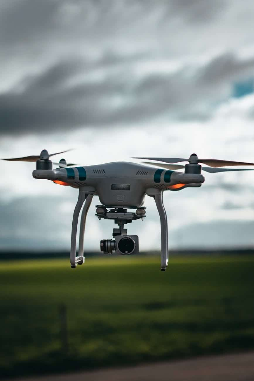 Smart Drone Cameras: Here Is All The Info That You'd Love To Know!