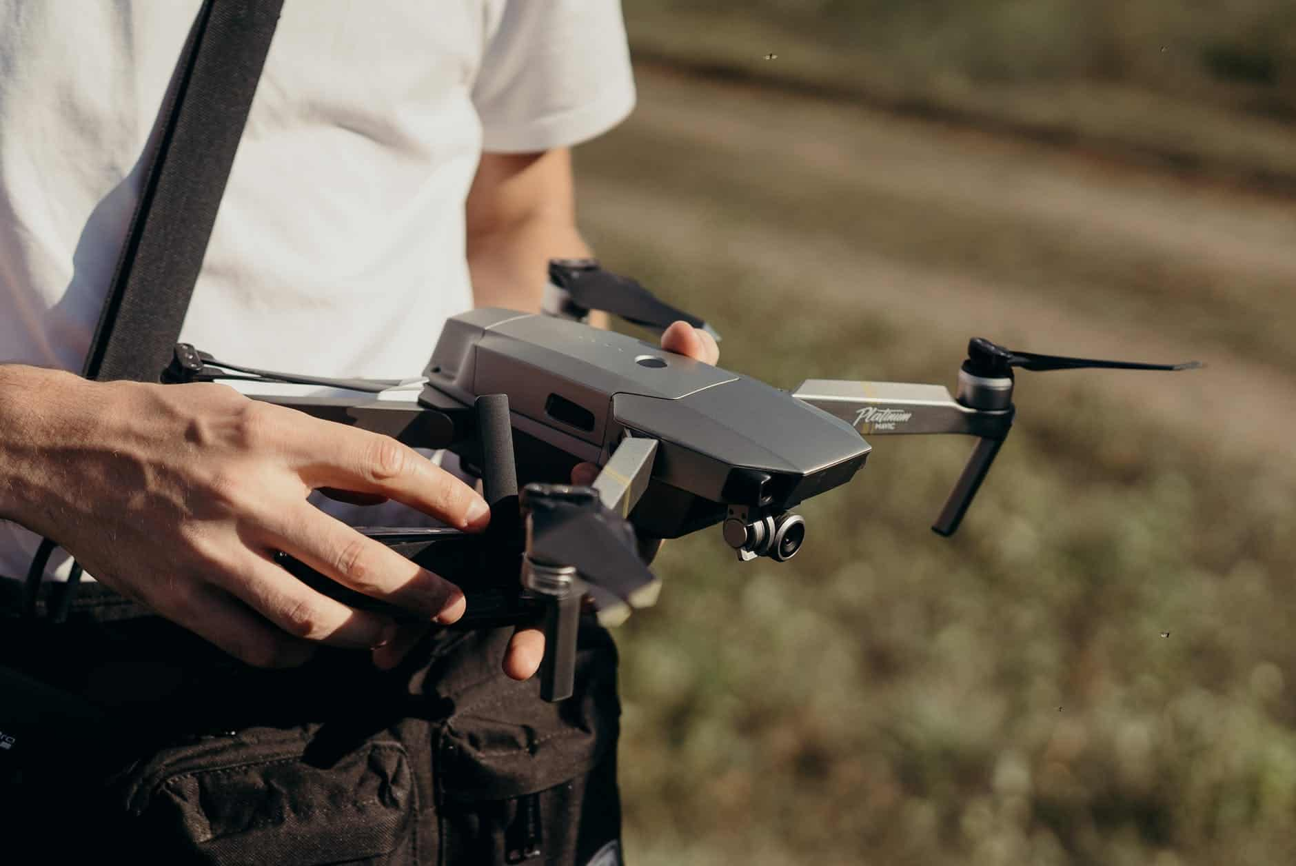 Drones Operated By Phone