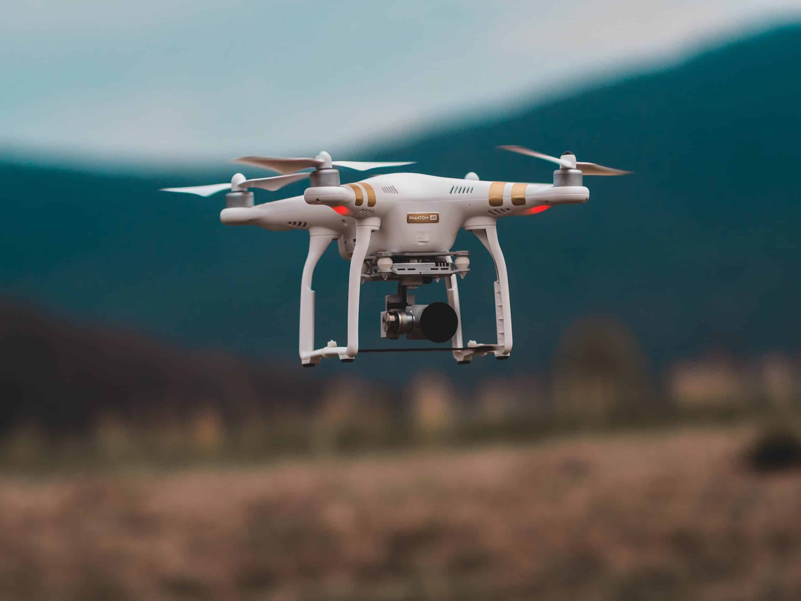 The Advantages of Using Drones Over Piloted Aircraft